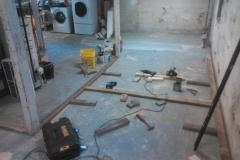 Basement Remodel Start
