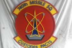 3 D Squadron Patch