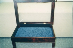 Display Case Table