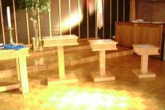 Oak Church Furniture